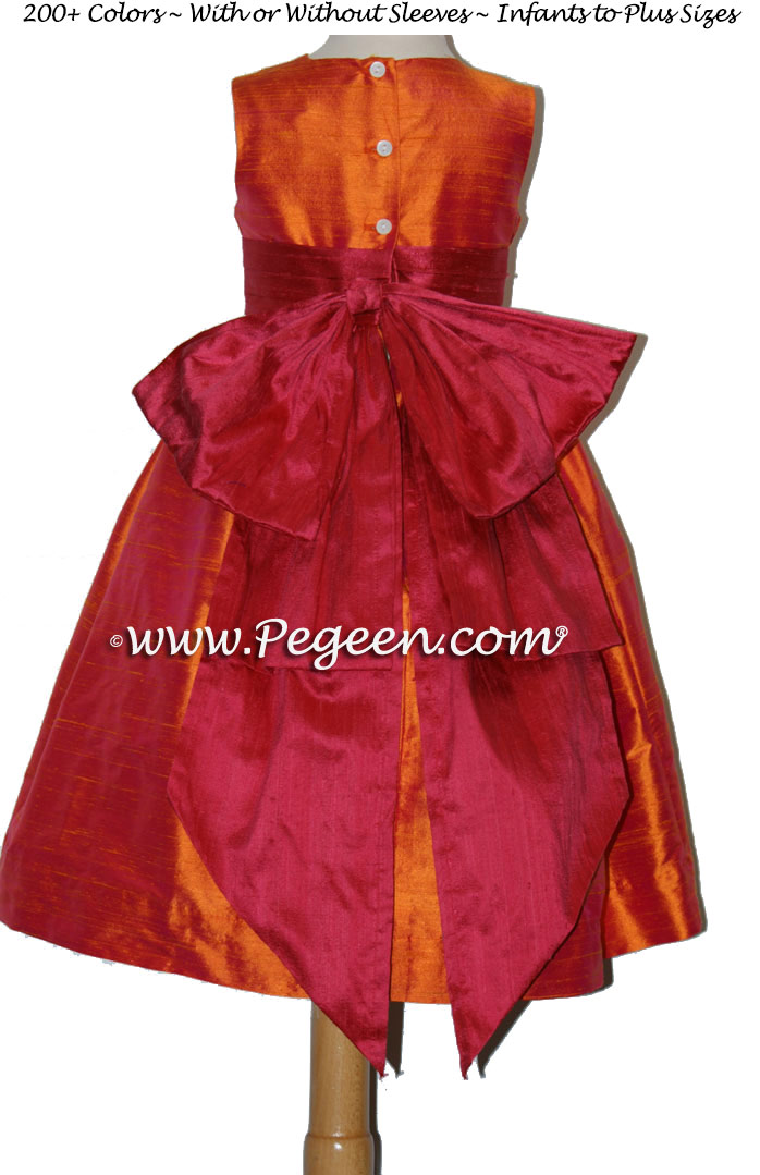 cranberry colored flower girl dresses wedding dresses in