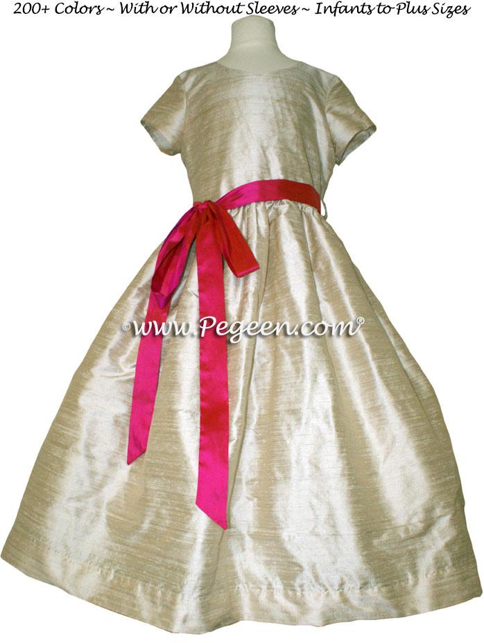 Used Flower Girl Dresses For Sale