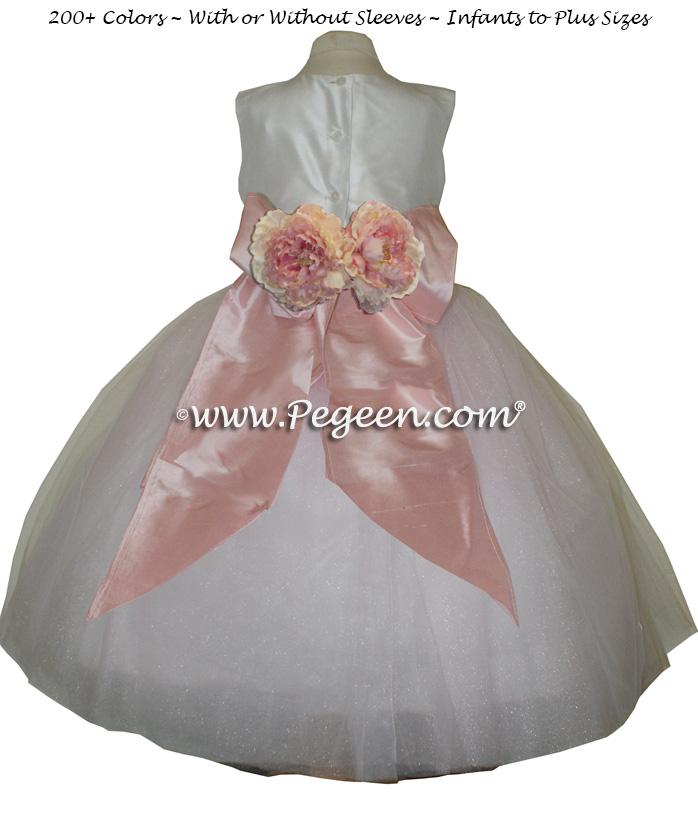 antique flower girl dresses