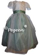 Flower Girl Dress 307