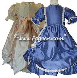 Victorian Flower Girl Dresses 397
