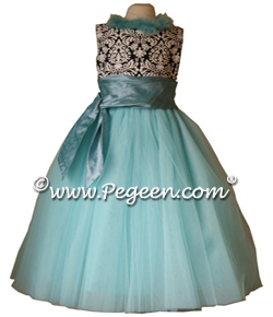 Katherine Flower Girl Dress from the Regal Collection by Pegeen