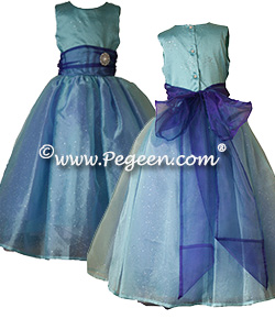 Grace Flower Girl Dress from the Regal Collection by Pegeen