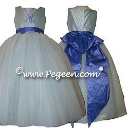Sleeping Beauty Fairy Flower Girl Dress 902