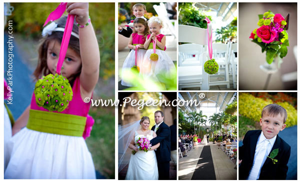 Pink and green flower girl dress of the month for february pegeen pink and green flower girl dress of the month by pegeen mightylinksfo