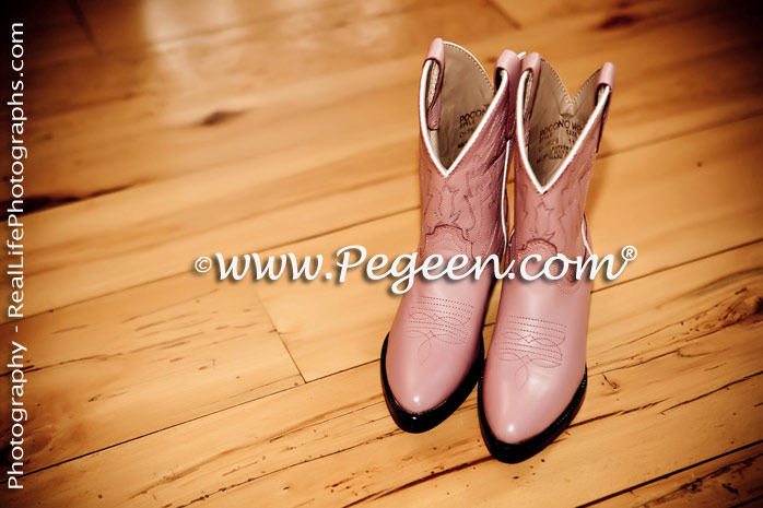Pink Cowboy Boots For Girl Pink Toddler Girl's Cowboy