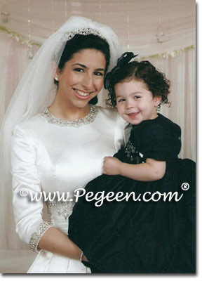 Flower Delivery Philadelphia on Can We Use Black Flower Girl Dresses For Our Wedding