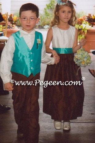 Boy's ring bearer suit