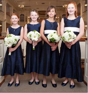 Jr Bridesmaids Wedding Dresses 47