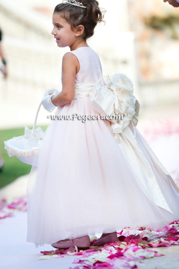 Used Flower Girl Dress Size 10 - Wedding Dresses Colors