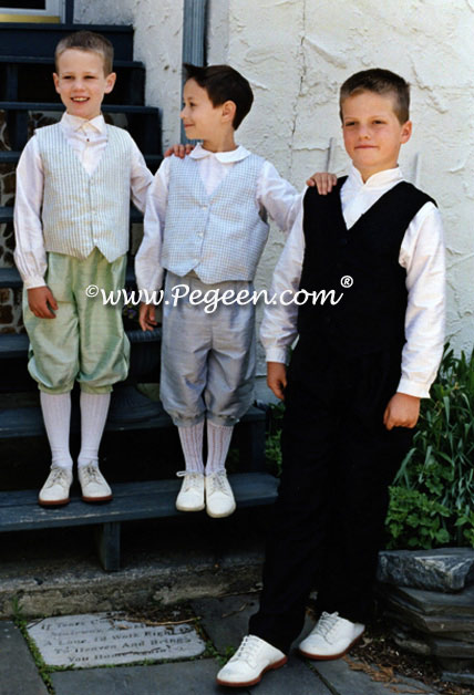 Boy's ring bearer suits