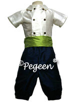 Boys French Style Page Boy Suit Pegeen Style 509