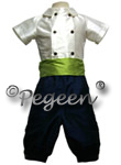 Boys French Style Page Boy Suit Style 509
