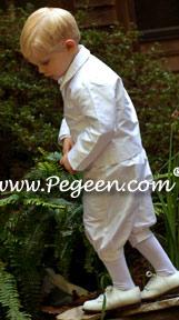 Boys Silk Eton Suit