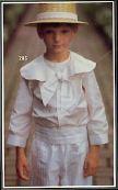 241 Boys Sailor Knicker Suit