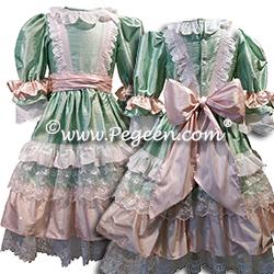 Nutcracker Multi Tier Clara Ruffle Dress