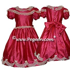 Clara's Party Dress Nutcracker from the Nutcracker Collection