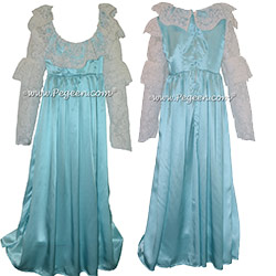 Nutcracker Clara's Silk Nightgown by Pegeen