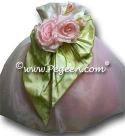 iNFANT AND TODDLER FLOWER GIRL DRESSES