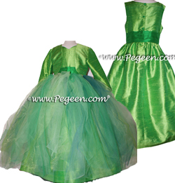 Tinkerbell Dress - Part of the Fairies Collection