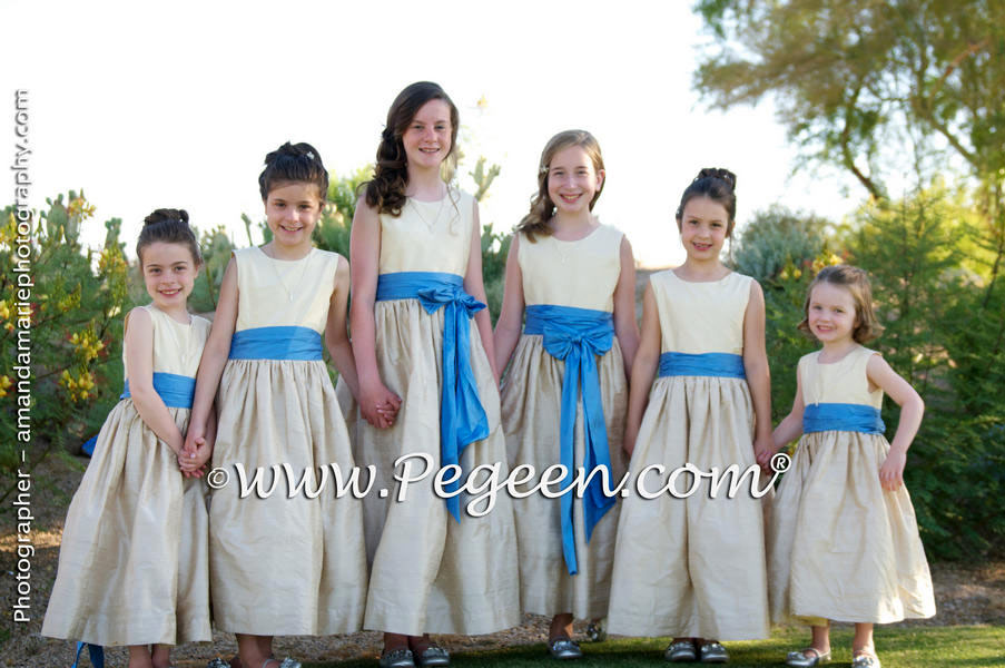 90a200f57c Flower Girl Dress Style 388 In Buttercreme