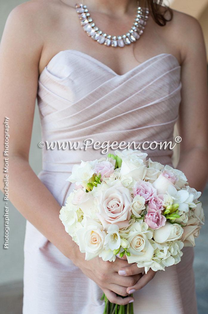 Silk Wedding Flowers Atlanta Ga : Pegeen custom flower girl dresses style in antique