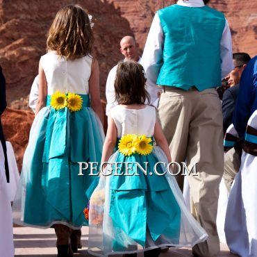 Flower Girl Dress Style 350