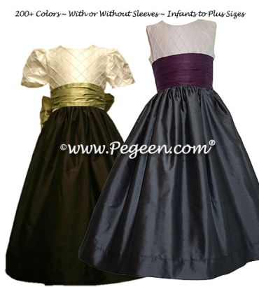 Flower Girl Dress Style 357