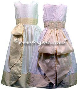 Flower girl dress style 481