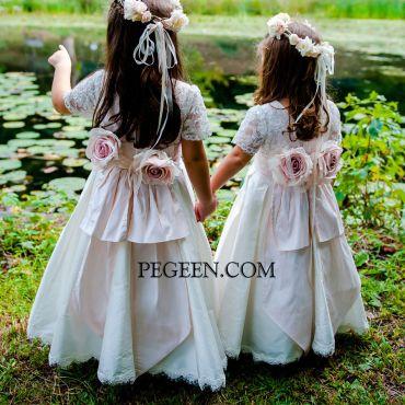 Flower Girl Dress Style 698