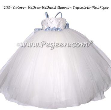Flower girl dress style 919