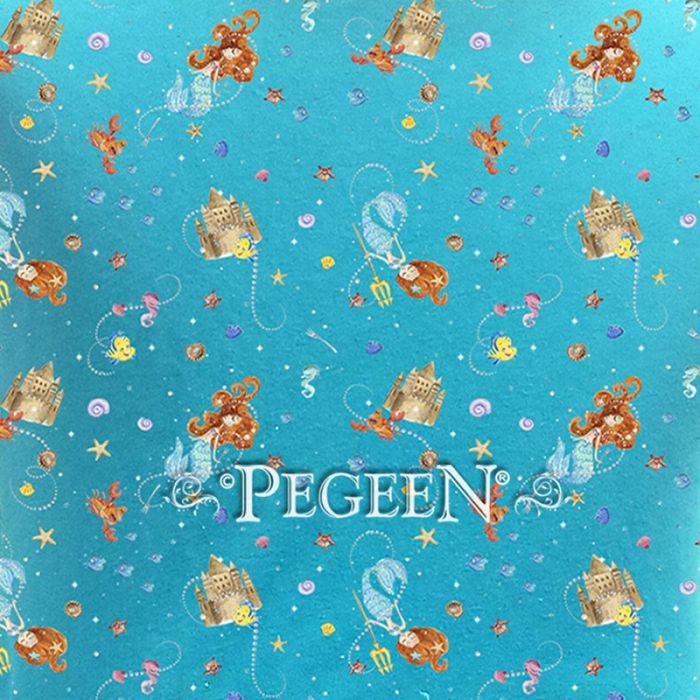 Princess Dress - Mermaid   Pegeen 1106