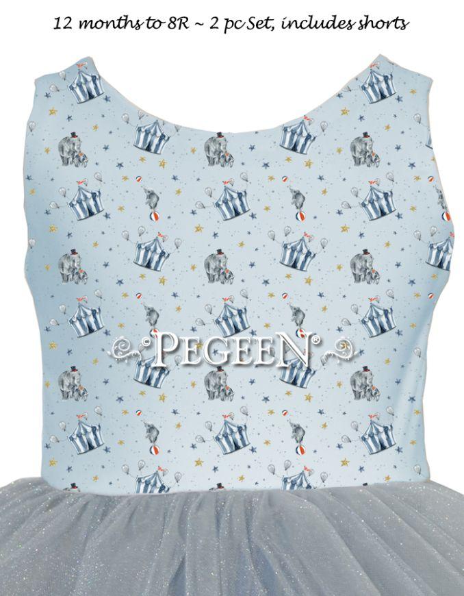 Princess Dress Style 1110
