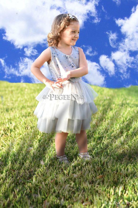 Princess Dress Style 1110 Dumbo Print