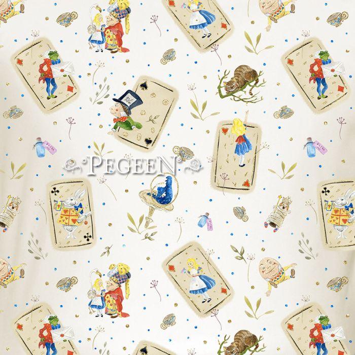 Princess Everyday Dress - Alice in Wonderland   1119