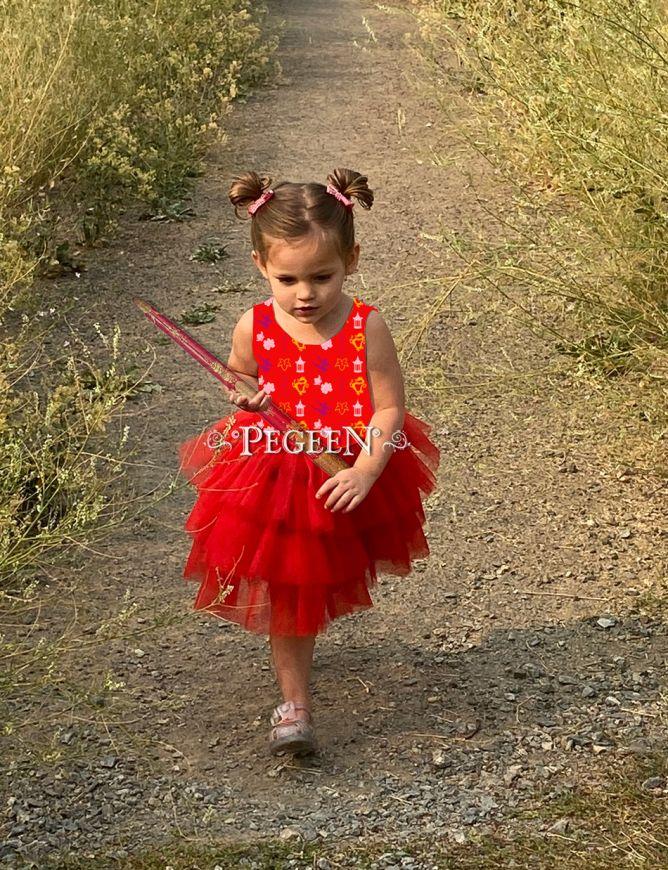 Princess Everyday Dress - Mulan   Pegeen 1120