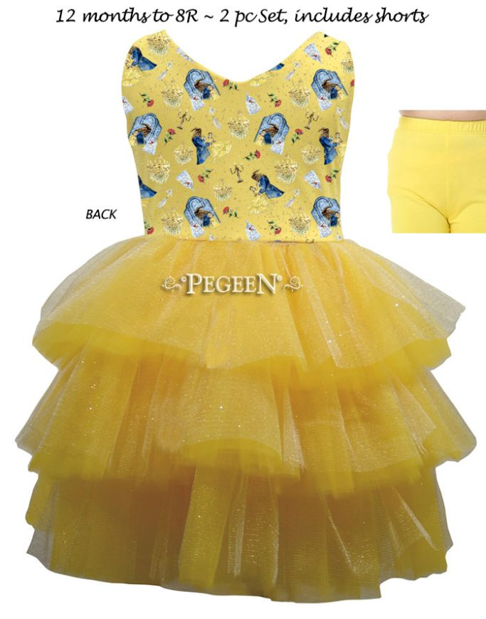 Princess Dress Style 1126
