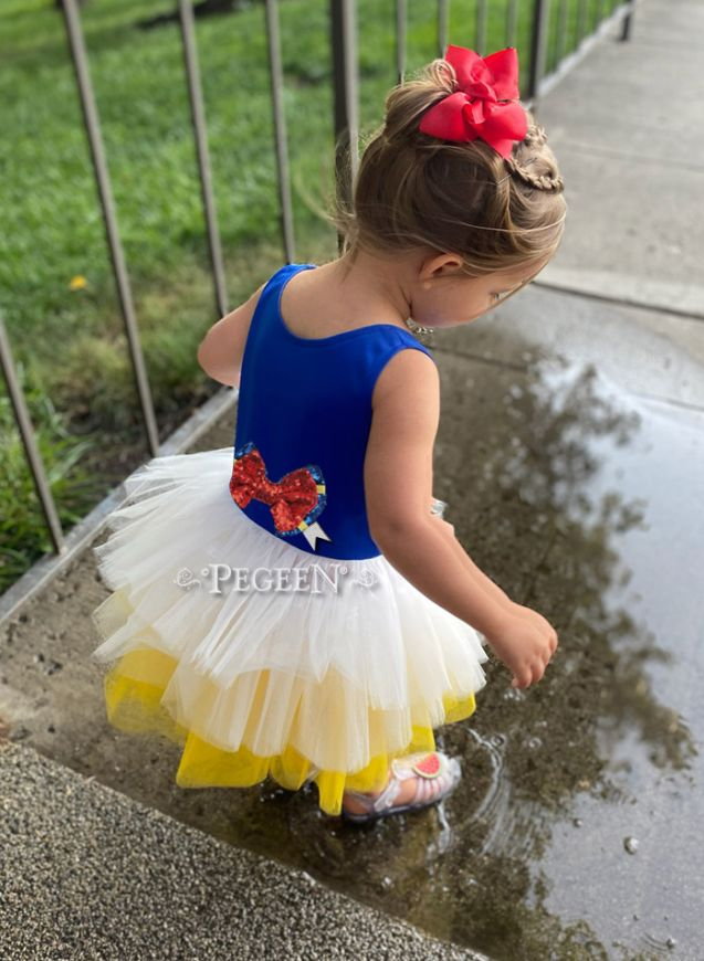 Princess Dress Style 1127
