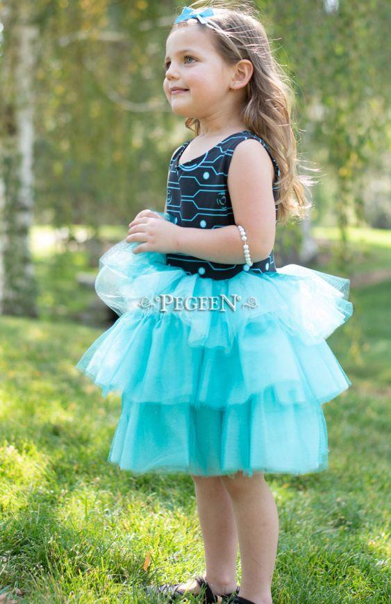 Princess Everyday Dress - Electrica 1140