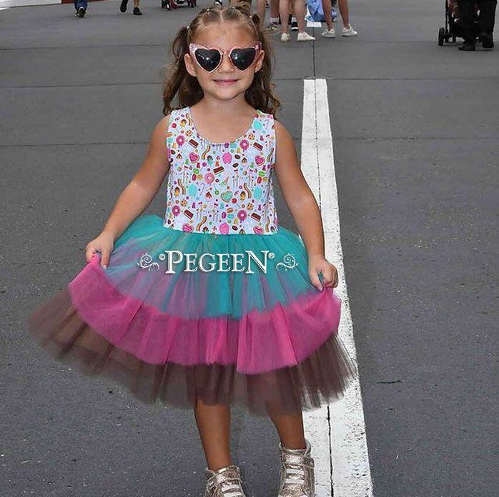 Princess Everyday Dress - Candy Car Game 1146