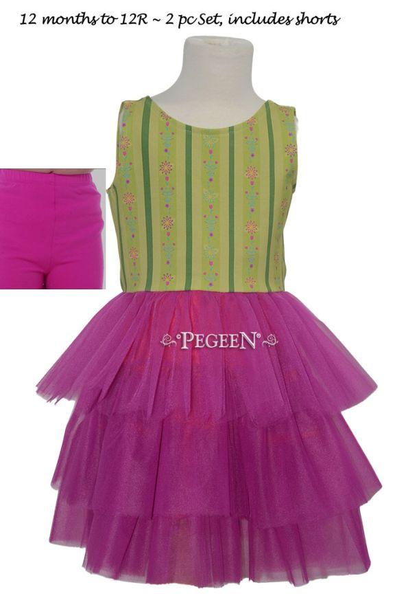 Princess Everyday Dress - Anna Inspired   Pegeen 1154