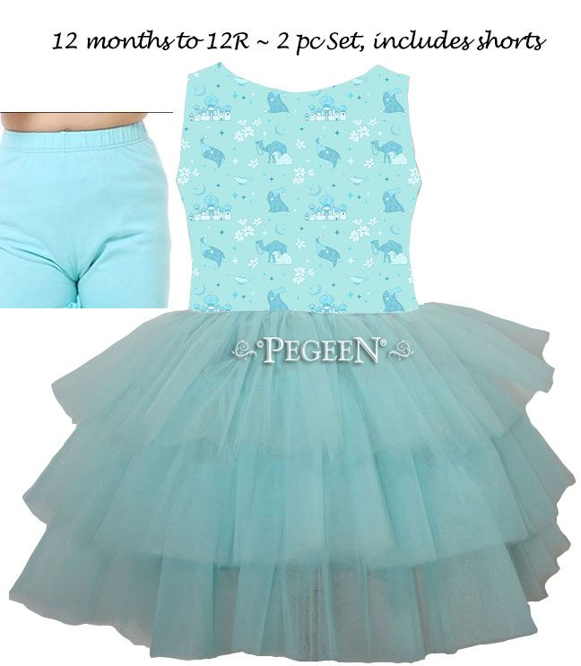 Princess Everyday Dress - Arabian Nights  Pegeen 1180