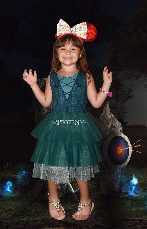 Princess Everyday Brave Inspired Style 1181
