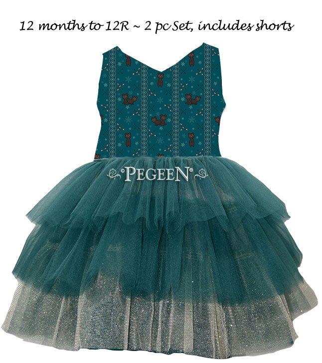 Princess Everyday Dress - Brave Inspired   Pegeen 1181