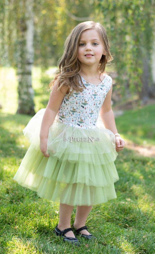 Princess Everyday Dress - Bambi | Pegeen 1184