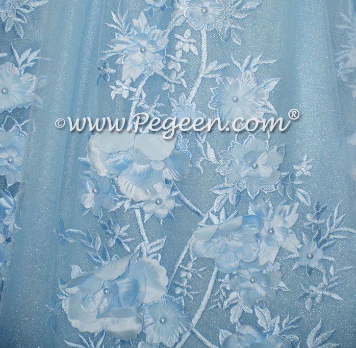 Flower Girl, Junior or Cotillion Dress 937