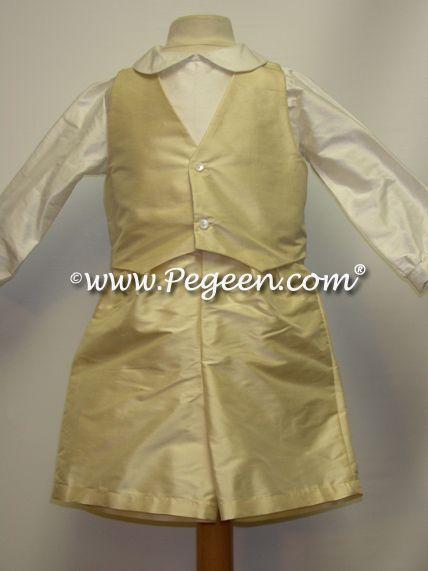 Boy's 3 pc vest suit for younger boys