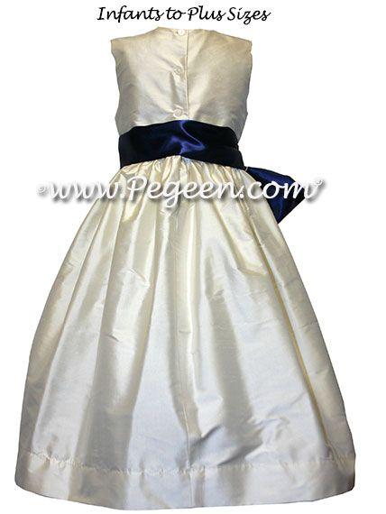 Back - Flower Girl Dress Style 300