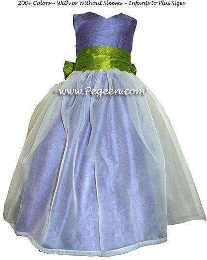 Flower Girl Dress Style 309