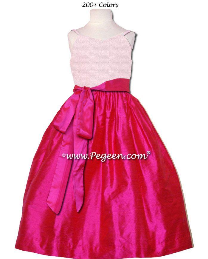 Flower Girl Dress Style 308